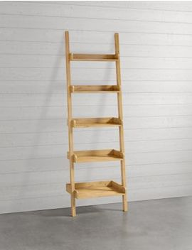 Step Ladder Shelving   Natural by Marks & Spencer