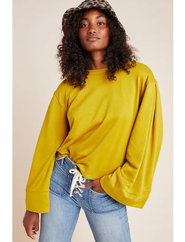 Thea Bell Sleeved Sweatshirt by Nu Rode