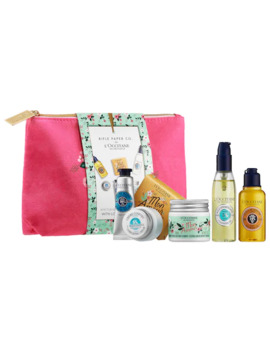Rifle Paper Co. Shea Butter Discovery Kit by L'occitane
