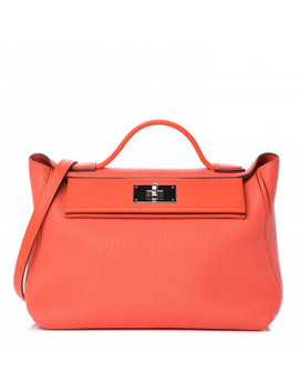 Hermes Togo Swift 24/24 29 Capucine by Hermes