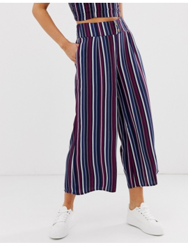Hollister Pants In Stripe Two Piece by Hollister