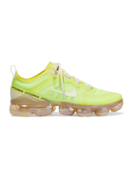 Air Vapor Max Se Mesh And Pvc Sneakers by Nike