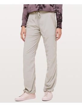 Dance Studio Pant Iii (Regular) Lined by Lululemon