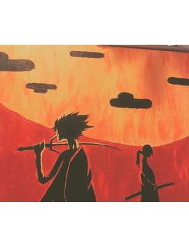 Samurai Champloo Painting by Etsy