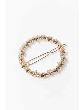 O Ring Star Hair Clip by Forever 21