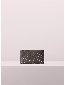 Sylvia Meadow Small Slim Bifold Wallet by Kate Spade