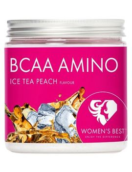 Women's Best Bcaa Amino Ice Tea   Peach Flavour (200g) by Womens Best