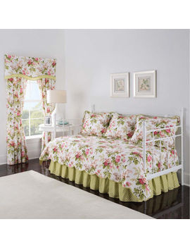 Waverly® Emma's Garden Reversible 5 Pc. Daybed Cover Set by Waverly