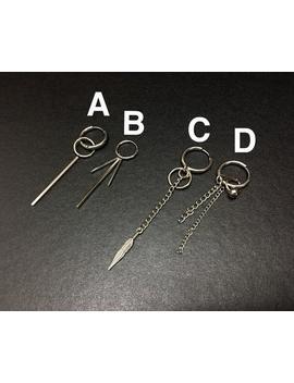 Kpop Bts Park Jimin Earrings by Etsy
