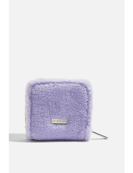 **Lilac Borg Purse By Skinnydip by Topshop