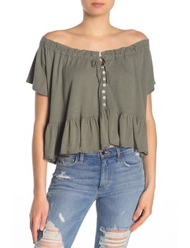Charlie Tee by Free People