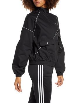 Colorblock Track Jacket by Adidas Originals