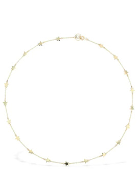 38 Cm Starry Night Necklace by Lil