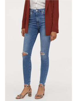 Jeans Embrace High Ankle by H&M