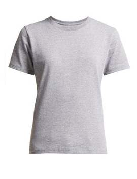 The Crew Cotton Blend T Shirt by Hanes X Karla