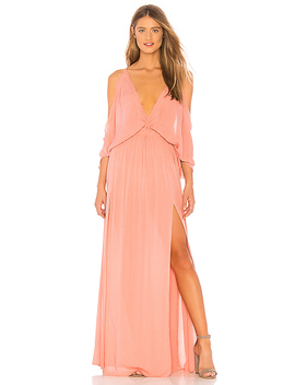 Pez Cantina Dress In Dusty Rose by Tiare Hawaii