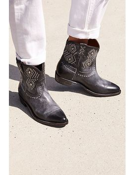 Billy Stud Western Boot by Free People