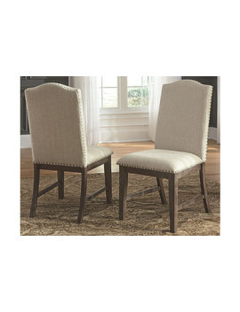 Johnelle Dining Room Chair    (Set Of 2) by Ashley Homestore