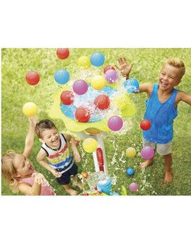 Little Tikes Fun Zone Pop 'n Splash Surprise Game For Kids + Balls by Little Tikes