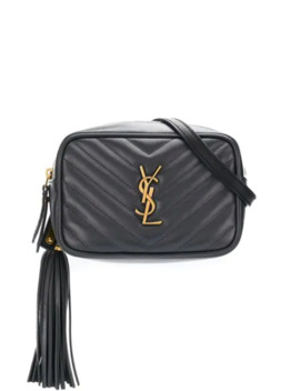 Lou Matelassé Belt Bag by Saint Laurent