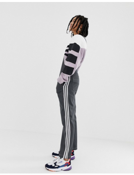 Adidas Original Three Stripe Overalls by Adidas
