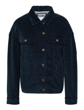 Cotton Blend Corduroy Jacket by Acne Studios