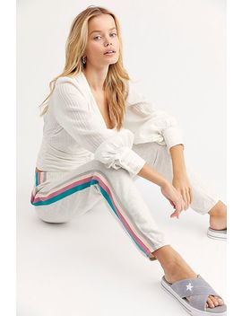 Summer Stripes Sweats by Monrow