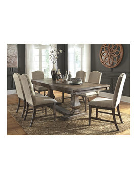 Johnelle 7 Piece Dining Room by Ashley Homestore