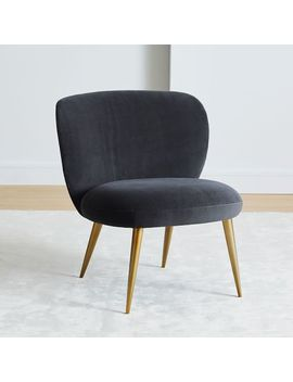 Ginger Slipper Chair by West Elm