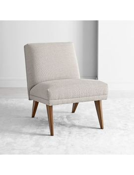 Carson Slipper Chair by West Elm