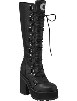 Selene Boots by Killstar