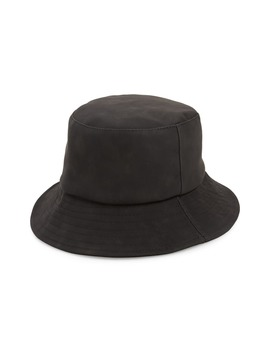 Faux Leather Bucket Hat by Bp.
