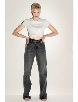 Wide Leg Jeans Collection Trf X Join Life Trf by Zara