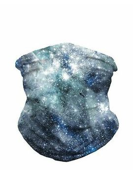 Into The Am Galaxy Face Mask Bandanas For Dust, Outdoors, Festivals, Sports by Into The Am