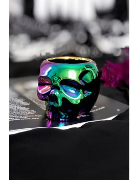 Skull Mug [Black Aura] by Killstar