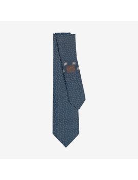 Tie 7 Dreamy Maillons Tie by Hermès