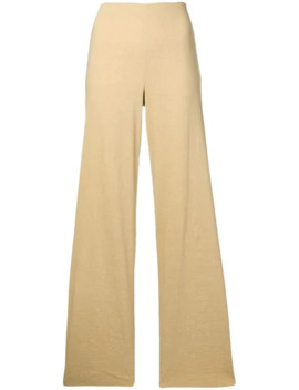 Wide Leg Trousers by Theory