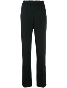 Straight Leg Tailored Trousers by Theory