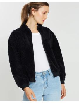 Sherpa Fleece Jacket by Hurley