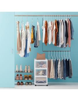 College Closet Solution by Container Store