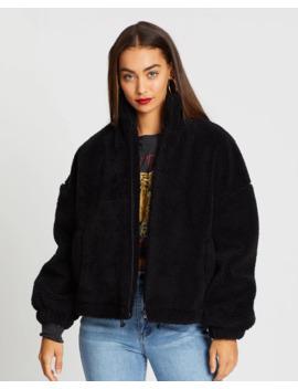Ellie Sherpa Jacket by Beyond Her