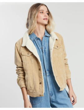 Bianca Cord Jacket by Thrills