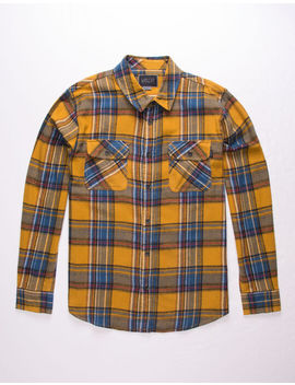Valor Lakeside Park Mens Flannel Shirt by Valor
