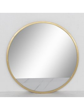 Bonnie Glam Beveled Wall Mirror by Modern Rustic Interiors
