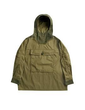 Wl03 Overhead Hooded Jacket by Pretty Green