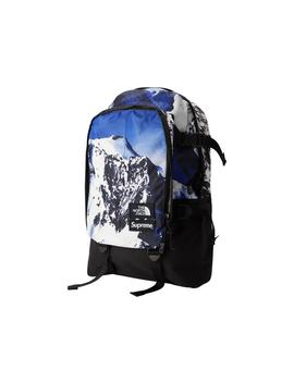 Supreme The North Face Mountain Expedition Backpack  Blue/White by Supreme
