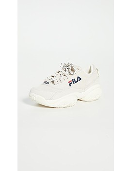 Concours Low Sneakers by Fila
