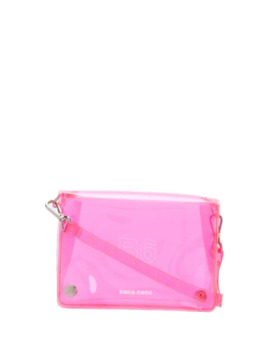 B6 Pvc Shoulder Bag by Nana Nana