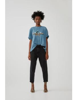 T Shirt Hollywood™T Shirts Trf by Zara