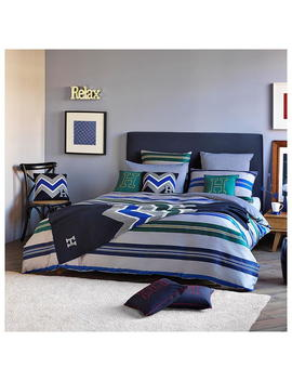 Colour Block Duvet Cover by Tommy Hilfiger